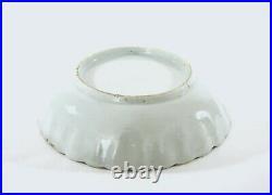 18th Century Chinese Export Blue & White Porcelain Dish Plate Pagoda Scene