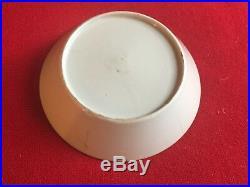 Antique 18th c. Chinese Export Porcelain Saucer Plate Dish Blue & White Canton