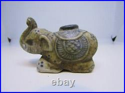 Chinese antique blue and white porcelain water dropper Hoi an hoard Ming