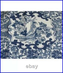 Ralph Lauren Porcelain Tamarind Bird King Duvet Cover+Two King Shams. Brand New